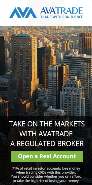 AvaTrade a Regulator Broker
